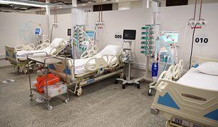 Koronawirus. Ponad milion złotych za sprzątanie w Szpitalu Narodowym
