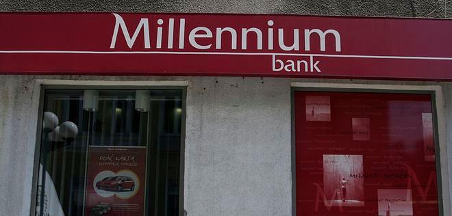 Bank Millennium zwalnia