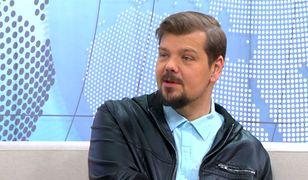 """#dzieńdobryWP: Michał Figurski o powrocie do zdrowia. """"Nie lubię litości mi okazywanej"""""""