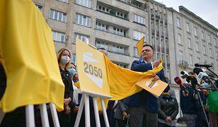 Szymon Hołownia i ruch Polska 2050. Plany i logo stowarzyszenia