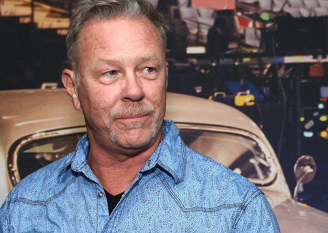 James Hetfield zakończył terapię odwykową