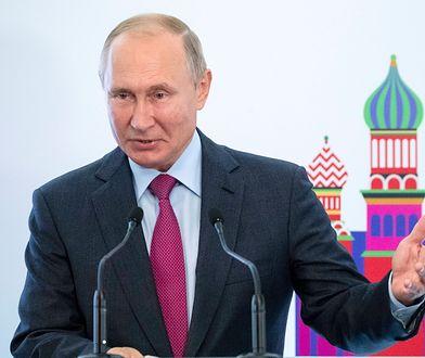 Władimir Putin będzie świętować 75. rocznicę wyzwolenia Auschwitz w Izraelu