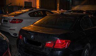 CBŚ rozbiło gang złodziei luksusowych samochodów