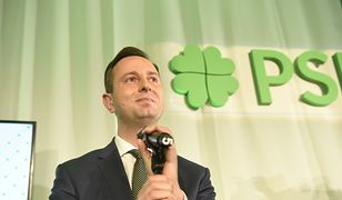 Władysław Kosiniak-Kamysz podziękował za życzenia