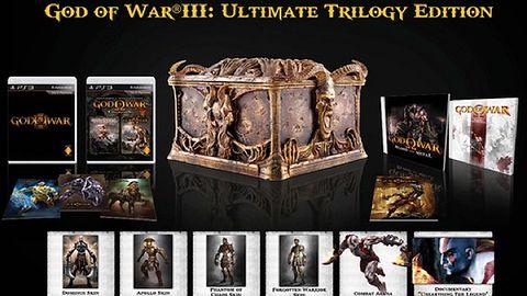 God of War III: Ultimate Trilogy Edition zapowiada się świetnie