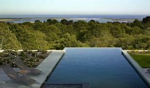 Luksusowa posiadłość położona jest na atlantyckiej wyspie Martha's Vineyard