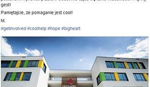 Anonimowy darczyńca przekazał milion złotych na dzieci chore na raka