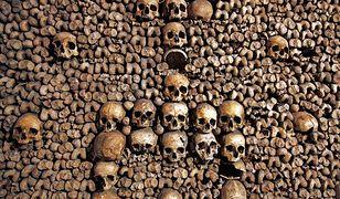 Katakumby Paryża - największe miasto umarłych w Europie