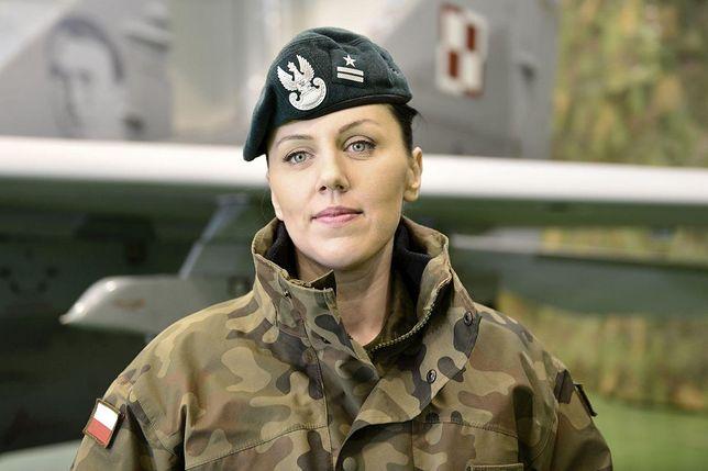 mjr Anna Pęzioł-Wójtowicz