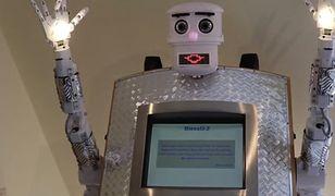 Robot BlessU-2