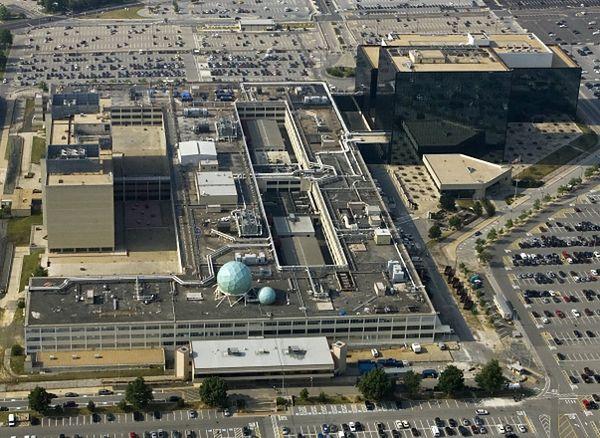 Siedziba NSA; Fort Meade, Maryland