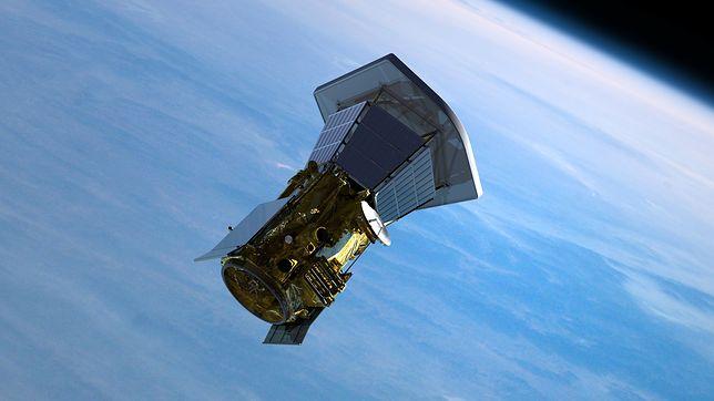 Ilustracja próbnika Solar Probe Plus