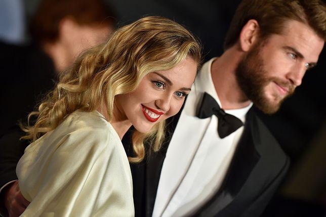 Miley Cyrus wzięła potajemny ślub. Znamy szczegóły