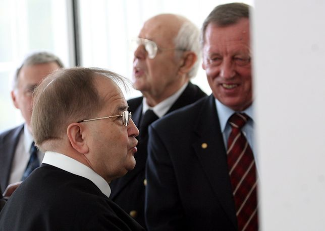 O. Tadeusz Rydzyk, minister środowiska Jan Szyszko