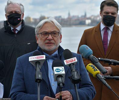 Donos na prof. Wojciecha Maksymowicza. Bolesław Piecha nie dowierza