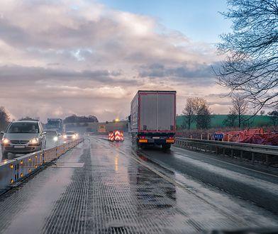 Śląskie. Znów utrudnienia na autostradzie A4. Drogowcy będą wymieniać nawierzchnię