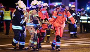 Kaszyce. Wypadek autokaru na A4. Wielka akcja służb ratunkowych