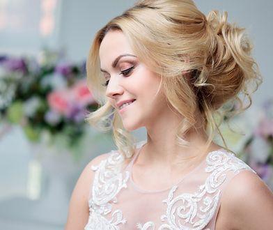 Katalog fryzur ślubnych 2018