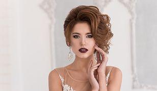 Fryzura ślubna a kształt twarzy i krój sukni. Wskazówki dla panien młodych
