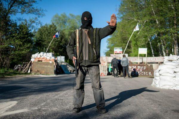 Na wschodniej Ukrainie trwają działania przeciw prorosyjskim separatystom