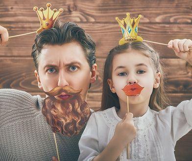 Córeczki tatusiów są pewne siebie i odważne