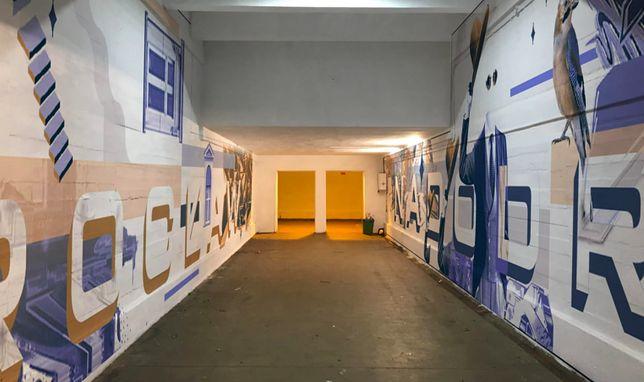 Wrocław. Tak będzie wyglądał mural w przejściu przy dworcu kolejowym Nadodrze. Wielkie malowanie 15 maja