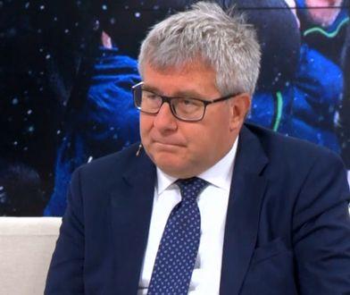 #dzieńdobryWP Notowania PiS-u w dół. Ryszard Czarnecki: wciąż jesteśmy liderem