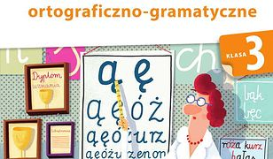 Ćwiczenia ortograficzno-gramatyczne kl.3