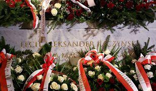 Instytut im. Lecha Kaczyńskiego wzbogacony o nowy eksponat? Ma tam stanąć pierwszy sarkofag pary prezydenckiej z Wawelu