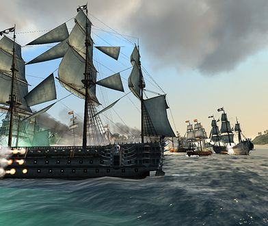 """Screen z gry """"The Pirate: Plague of the Dead"""""""