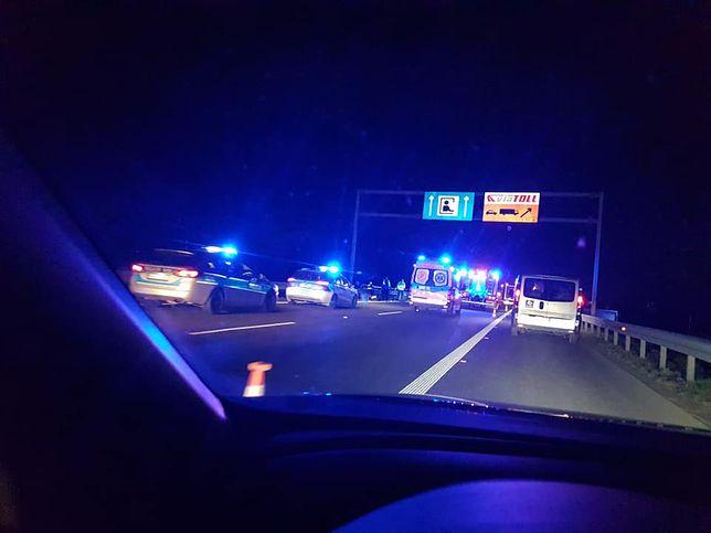 Dwa karambole na autostradzie A4 pod Wrocławiem  spowodowały potężne korki