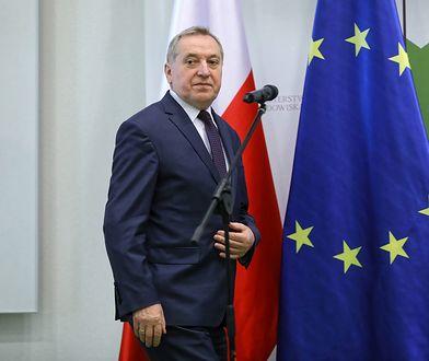 Minister środowiska Henryk Kowalczyk jednak nie wygrał zakładu z dziennikarką Dominiką Wielowieyską?