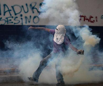 Kryzys w Wenezueli wymyka się spod kontroli