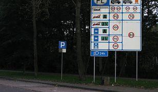 Wymienione zostaną oznaczenia na trasach do przejść granicznych.
