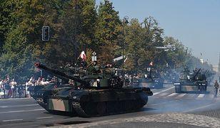 Utrudnienia w Warszawie. W weekend odbędzie się próba defilady wojskowej przed świętem 3 maja.