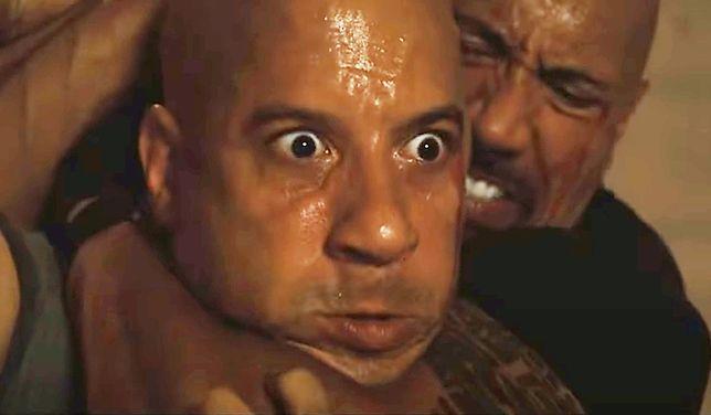 Vin Diesel i Dwayne Johnson nigdy się nie pokochali...