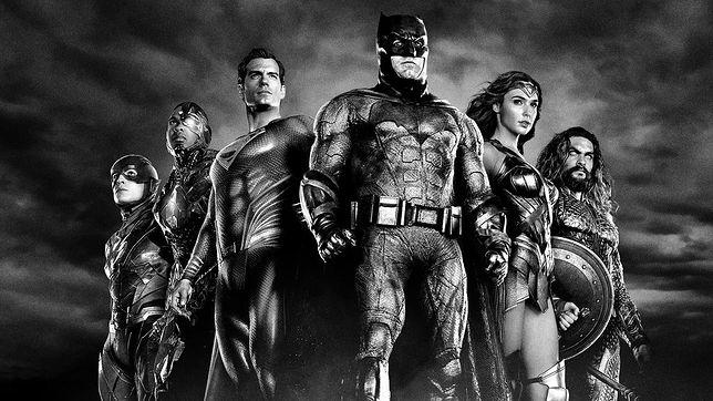 """""""Liga Sprawiedliwości Zacka Snydera"""" od 18 marca na HBO Max"""