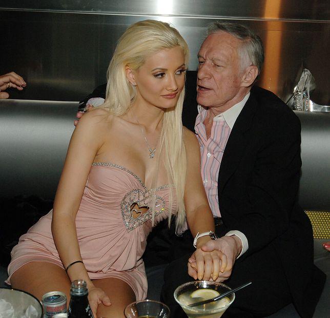 Marzyła o ślubie z Hugh Hefnerem