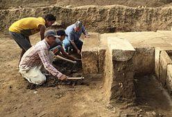 Egipt: Odkryto salę tronową faraona Ramzesa II