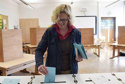 """Wybory w Bawarii - są pierwsze wyniki. """"Trzęsienie ziemi"""""""