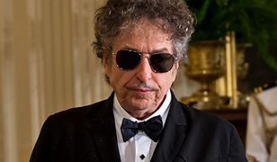 Bob Dylan odebrał dyplom oraz medal noblowski