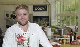 Tomasz Jakubiak od lat promuje lokalne produkty i regionalne dania