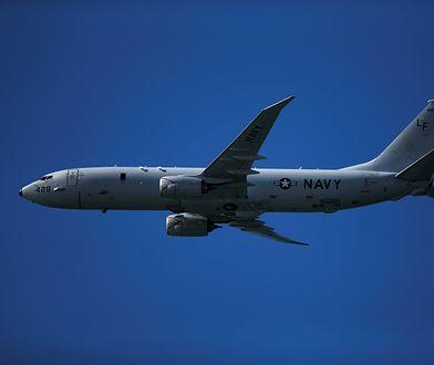 Bałtyk. Rosjanie przechwycili amerykański samolot