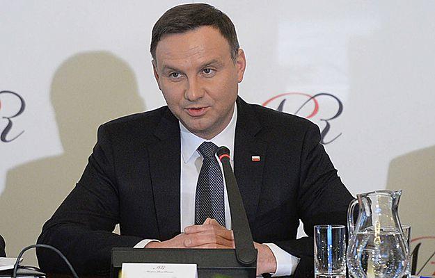 Prezydent Andrzej Duda pojedzie do Polkowic. Spotka się z zarządem kopalni Rudna