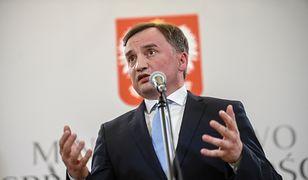 Zbigniew Ziobro chce bezwzględnego dożywocia. Minister w KPRM nie ukrywał emocji