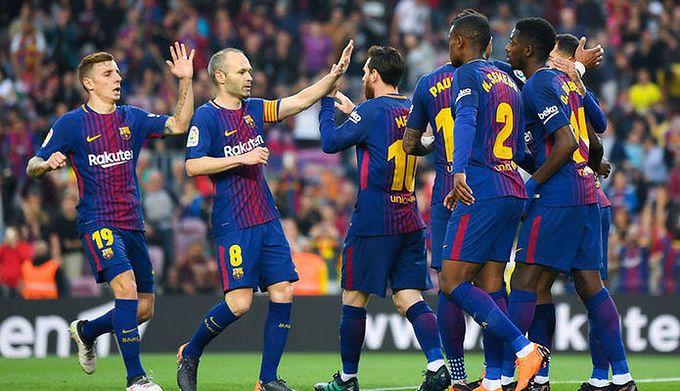 d7dcb7766 Rekordowe wydatki Barcelony. 400 mln euro na wzmocnienia - WP ...