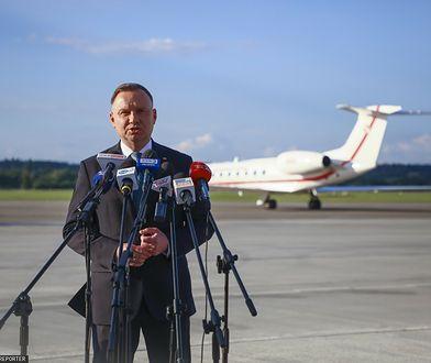 """Incydent z Andrzejem Dudą. """"Oczekuję, że winni zostaną ukarani"""""""
