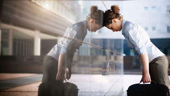 Młodzi ludzie chorują z braku pracy