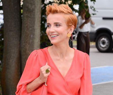 Katarzyna Zielińska to jedna z najlepiej ubranych polskich gwiazd