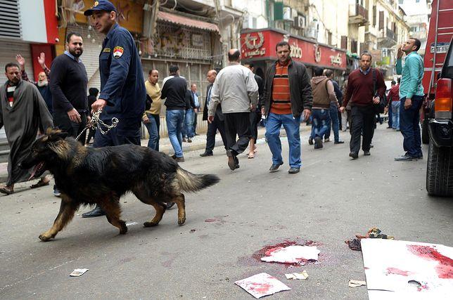 Egipt: policja zabiła siedmiu członków Państwa Islamskiego